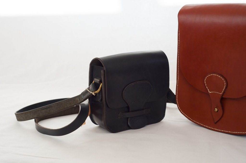 The Burley and Sandleheath shoulder bags